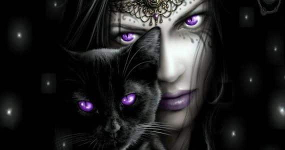 bruja-con-gato_negro